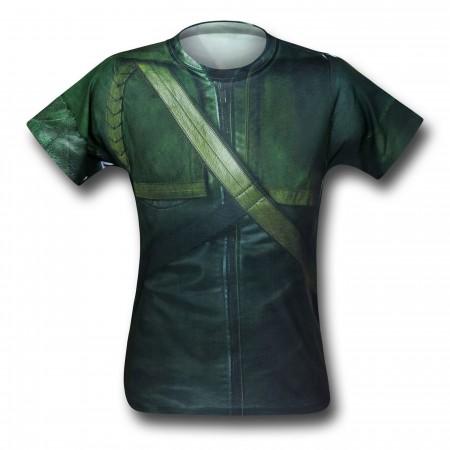 Arrow TV Sublimated Costume T-Shirt