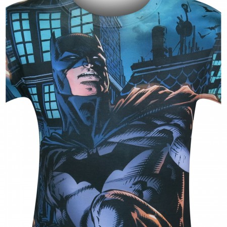 Batman Coming For You Sublimated T-Shirt