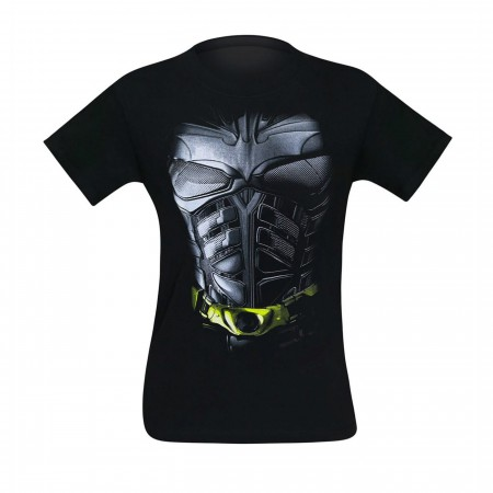Batman Dark Knight Movie Armor Costume Men's T-Shirt