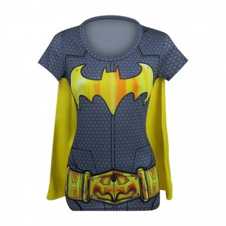 Batgirl Suit Up Women's Costume T-Shirt