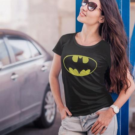 Women's Batman Symbol T-Shirt