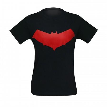 Red Hood Symbol Jason Todd T-Shirt