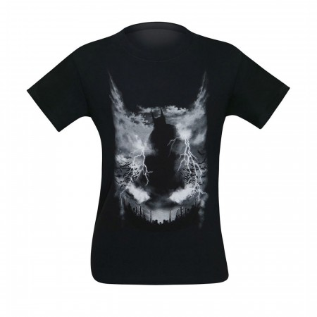Batman Gotham Storm Men's T-Shirt