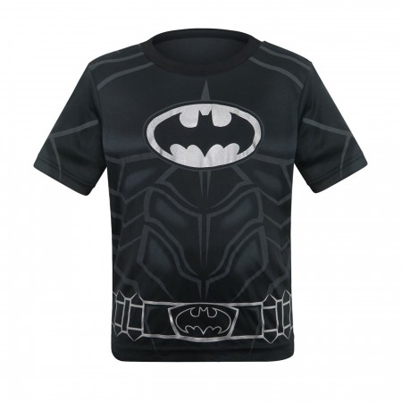 Batman Toddler Costume T-Shirt & Short Set