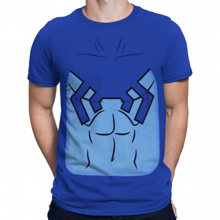 Blue Beetle Costume Men's T-Shirt
