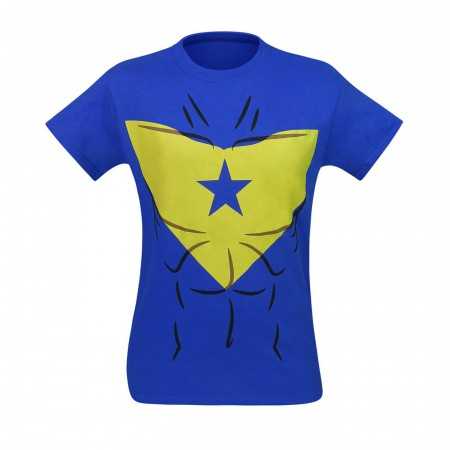 Booster Gold Costume Men's T-Shirt