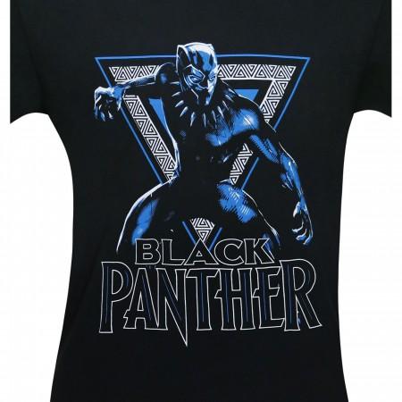 Black Panther Movie T'Challa Men's T-Shirt