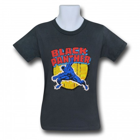 Black Panther Vintage T-Shirt
