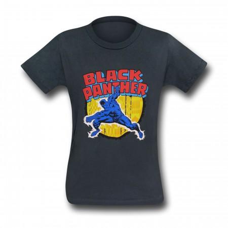 Black Panther Vintage T-Shirt
