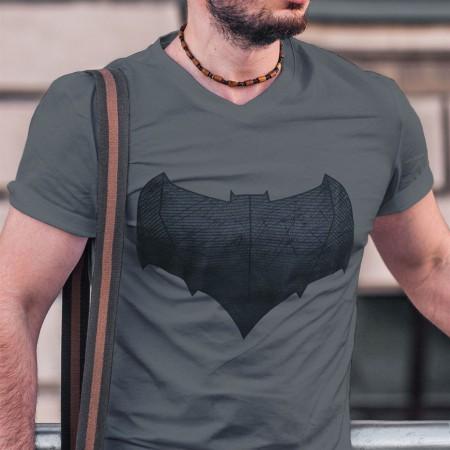 Batman Vs Superman Bat Symbol T-Shirt