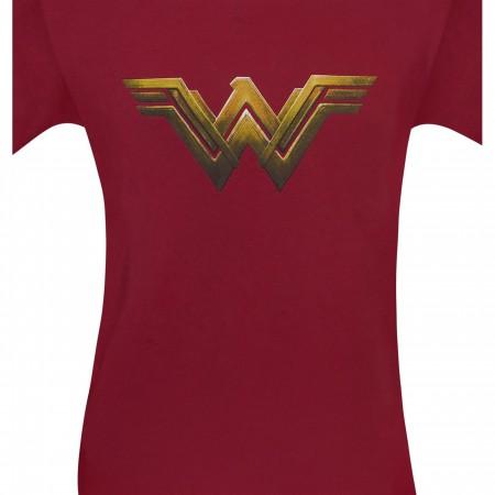 Wonder Woman Movie Symbol Men's T-Shirt