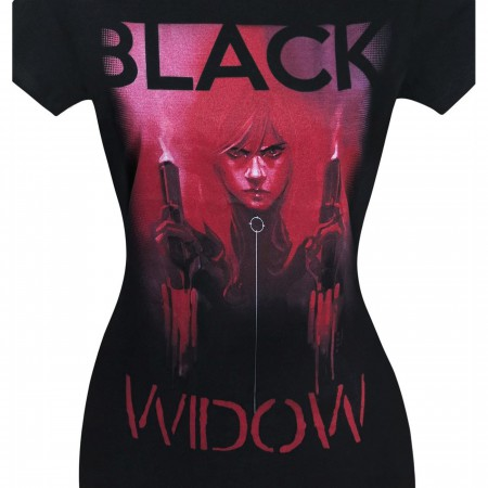 Black Widow Fierce Women's T-Shirt