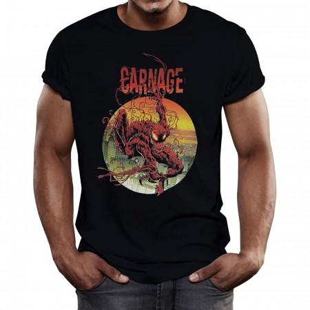 Carnage Climbing Out Men's T-Shirt