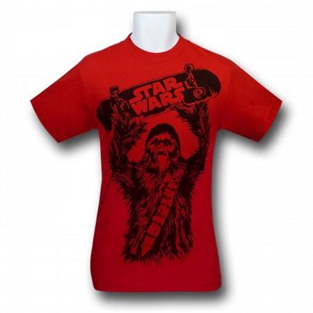 Chewie's Wookie Board Kid's T-Shirt