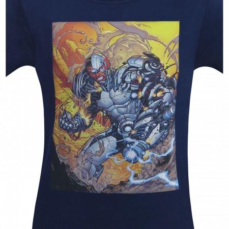 Cyborg Rubble Men's T-Shirt