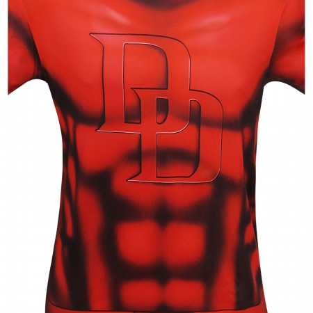 Daredevil Sublimated Costume Fitness T-Shirt