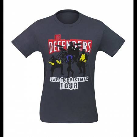 Defenders Sweet Christmas Tour Men's T-Shirt