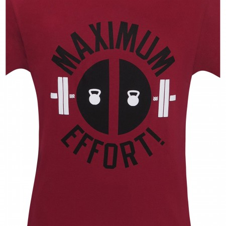 Maximum Effort Men's T-Shirt
