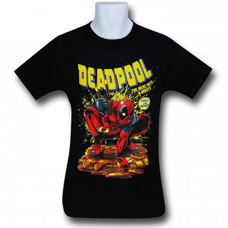 Deadpool Merc With a Mouth 30 Single T-Shirt