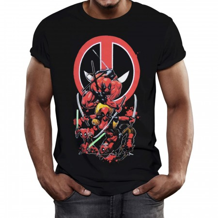 Deadpool Corps Men's T-Shirt