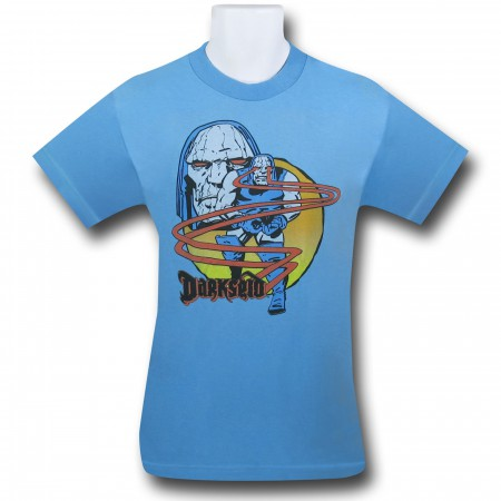 Darkseid Omega Beam Effect T-Shirt