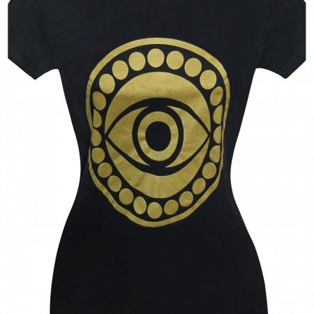 Dr. Strange Eye of Agamotto Women's T-Shirt