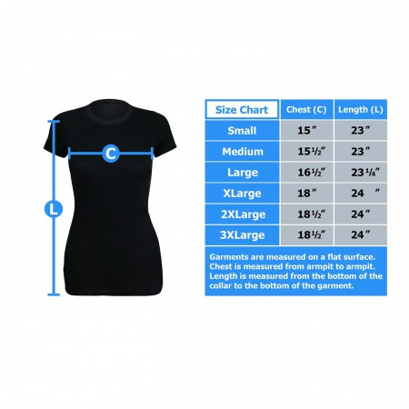 Dr. Strange Forces Women's T-Shirt