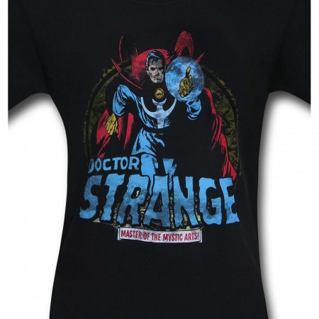 Dr. Strange Master of Mystic Arts Men's T-Shirt