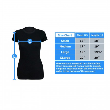 Doctor Who Impossible Girl Women's T-Shirt