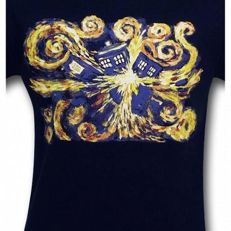 Doctor Who Van Gogh T-Shirt
