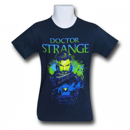 Dr. Strange By the Powers Men's T-Shirt