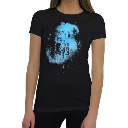 Dr. Who Time Traveler Women's T-Shirt