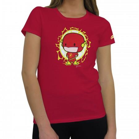 Flash Cutie Speedster Women's T-Shirt