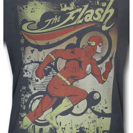 Flash Psychedelic Run T-Shirt