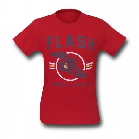 Flash Track & Field Day Men's T-Shirt