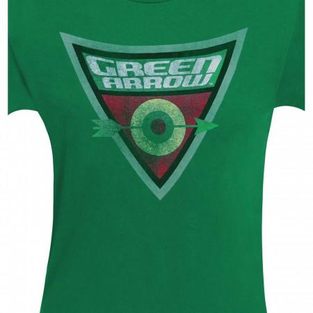 Green Arrow Brave & Bold Symbol T-Shirt