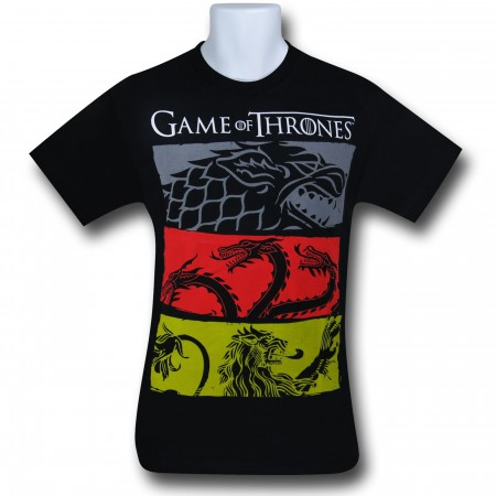 Game of Thrones Bars T-Shirt