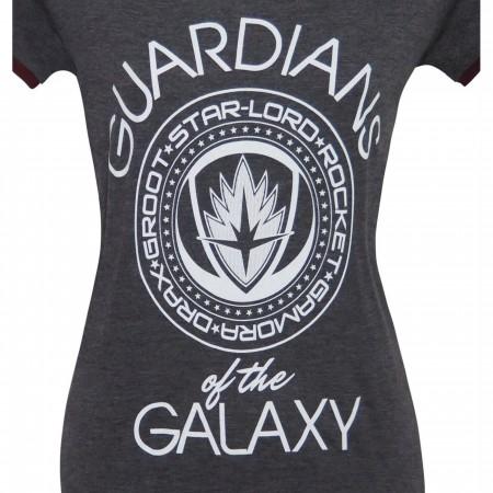 GOTG Vol. 2 Guardians Crest Women's T-Shirt