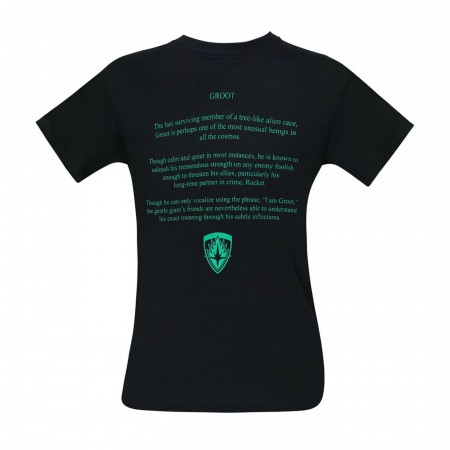GOTG Groot I Am Bio Men's T-Shirt