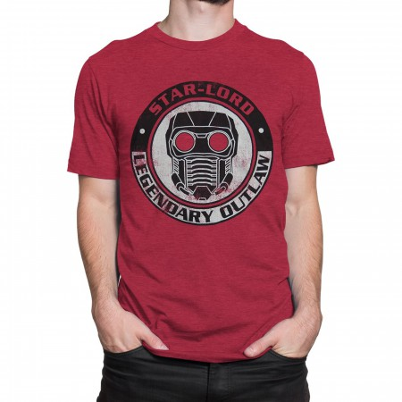 Star Lord Legendary Outlaw T-Shirt