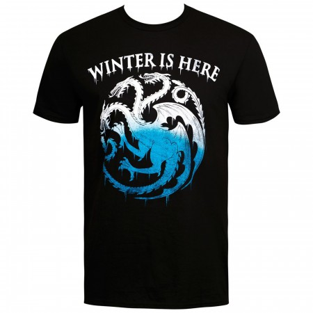 Game of Thrones Winter is Here Men's T-Shirt