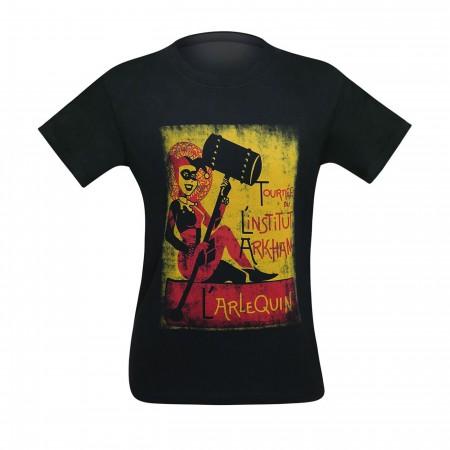 Harley Quinn L'Arlequin Men's T-Shirt