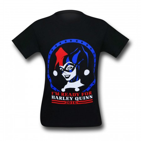 Harley Quinn for President T-Shirt