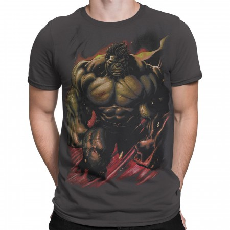 Hulk Smoldering Men's T-Shirt