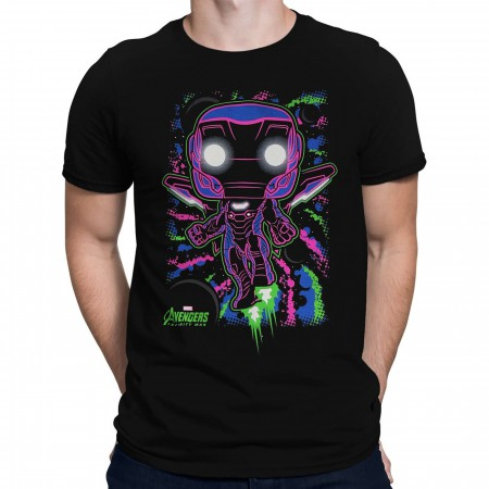 Iron Man Infinity War Funko Pop! Men's T-Shirt