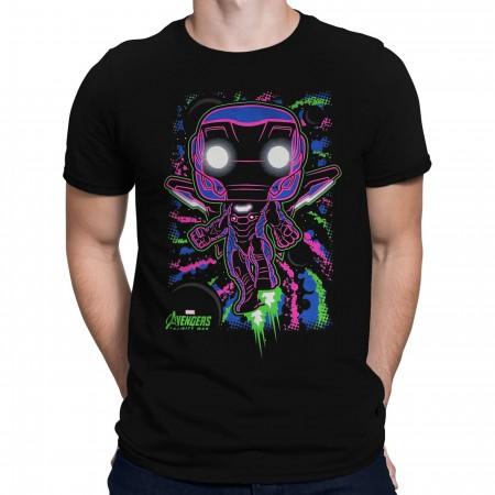 Iron Man Infinity War Funko Pop! Men's T-Shirt