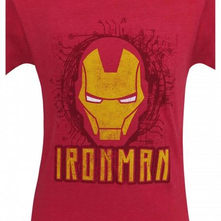 Iron Man High Tech Men's T-Shirt
