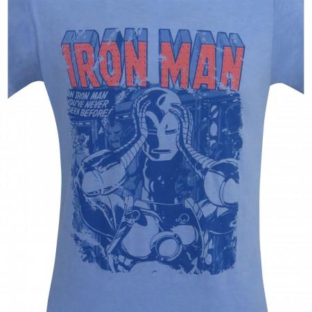 Iron Man a New Hero Revealed Men's T-Shirt
