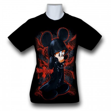 Kingdom Hearts Slick Mickey T-Shirt