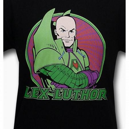 Lex Luthor Armored Up T-Shirt